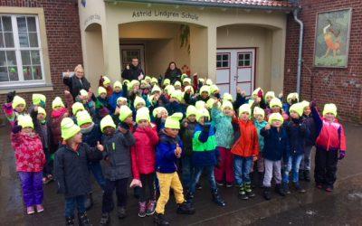 Münster sieht gelb – wir machen mit
