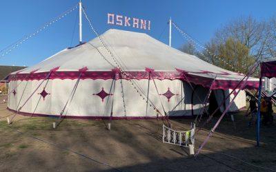 Der Zirkus ist da …